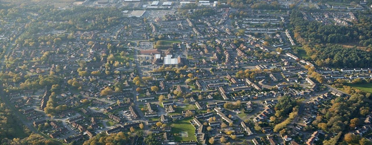 Whitehill & Bordon awarded 'Healthy New Town' status.