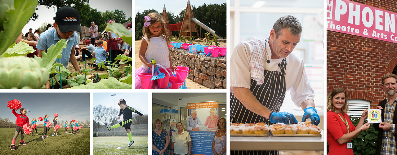 Whitehill & Bordon striving to be one of the healthiest towns in the country