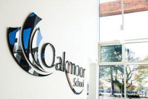 Oakmoor school logo